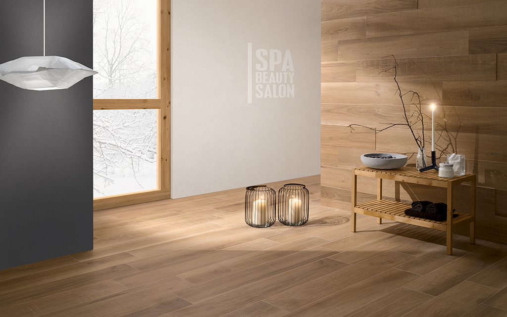 Ceramiche sassuolo outlet - Rivestimento bagno effetto legno ...