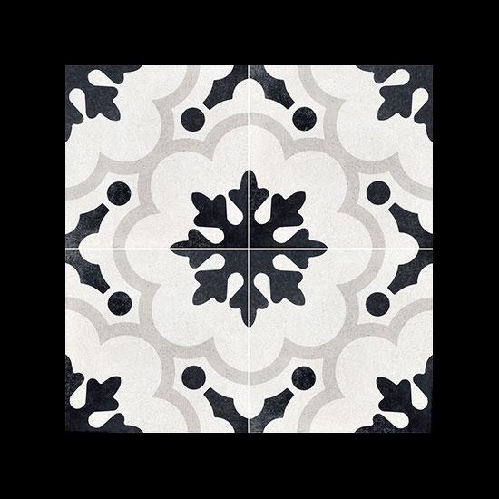 Fioranese cementine black white ceramiche sassuolo outlet - Outlet piastrelle sassuolo ...