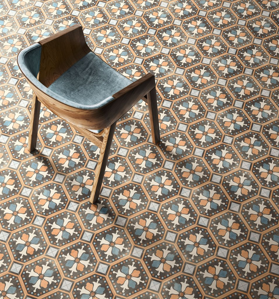 Sant agostino patchwork colors ceramiche sassuolo outlet - Outlet piastrelle sassuolo ...