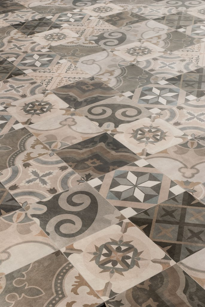 Sant agostino patchwork classic ceramiche sassuolo outlet - Outlet piastrelle sassuolo ...