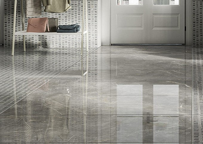 Stock offer: Marble Effect 60×60 glossy rectified   Ceramiche ...